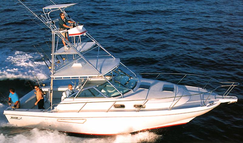 Boston Whaler 34 Defiance; 350 Defiance