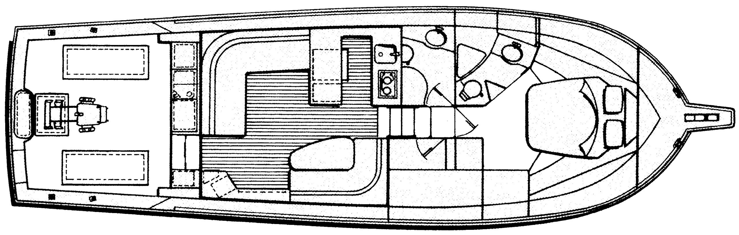 47-48 Flybridge Floor Plan 2