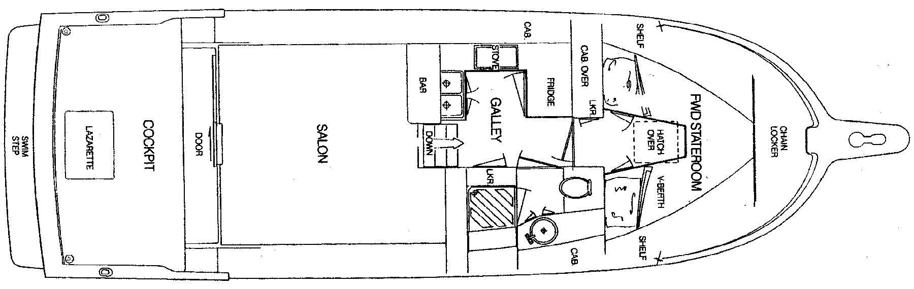 35 Convertible Floor Plan 1