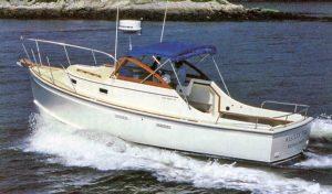 Cape Dory 28 Open Fisherman