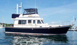 Cape Dory 40 Explorer