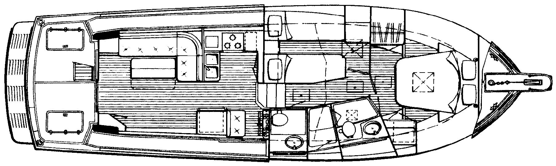 40 Explorer Floor Plan 1