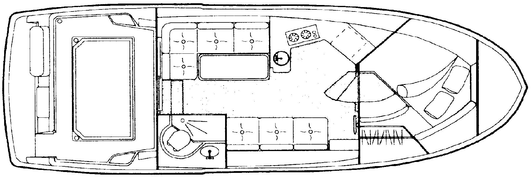 320 Voyager Floor Plan 2