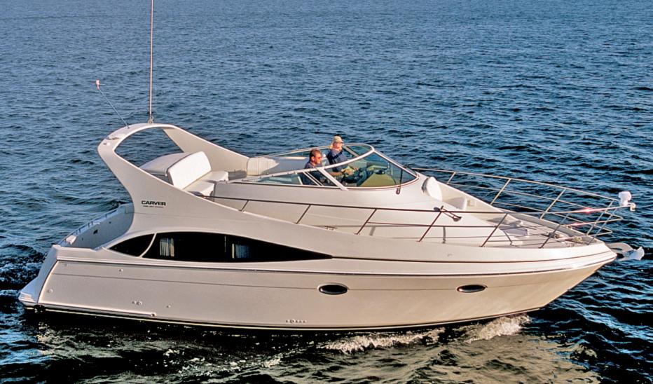 Carver 350 Mariner; 36 Mariner