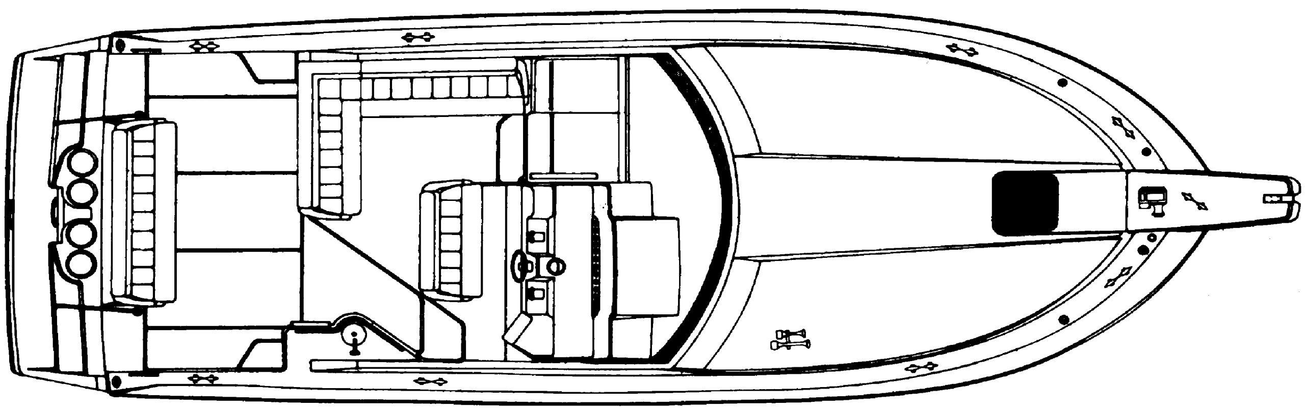 3557 Montego; 538 Montego; 380 Express Floor Plan 2