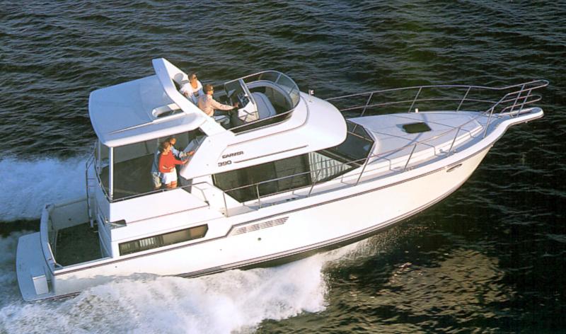 Carver 390-400-404 Cockpit Motor Yacht
