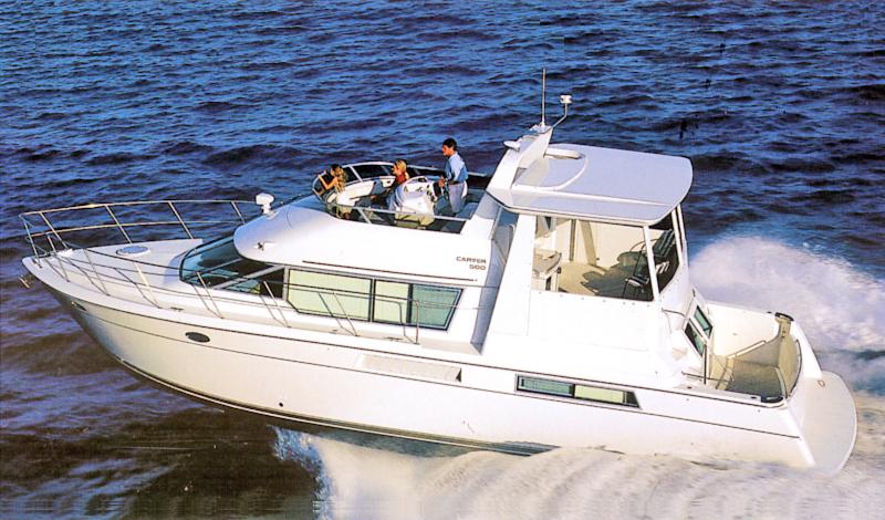 Carver 500-504 Cockpit Motor Yacht