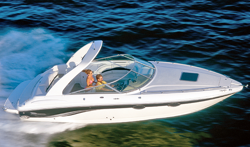 Chaparral 2835 SS; 285 SSi