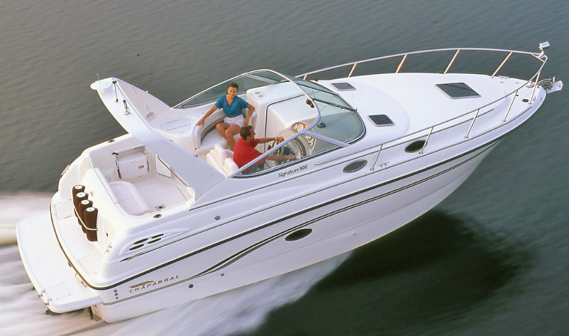 Chaparral 30-31 Signature