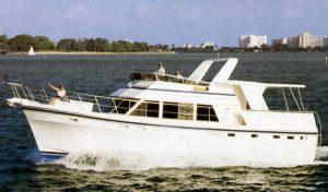 CHB 48 Seamaster MY