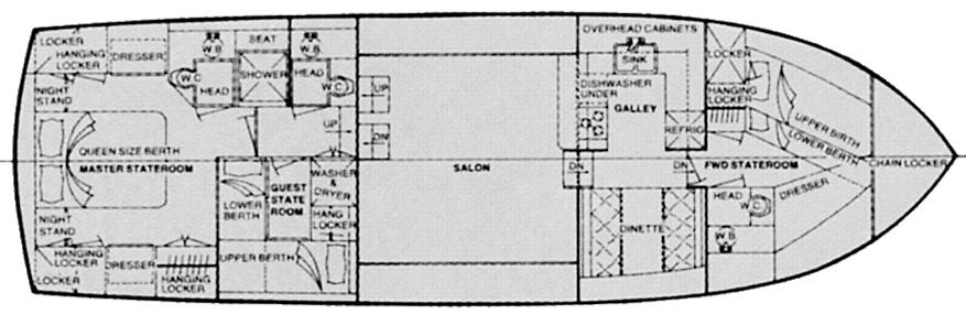 48 Seamaster MY Floor Plan 2