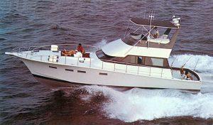 Cheoy Lee 48 Sport Yacht