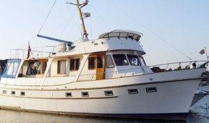 Cheoy Lee 55 Long Range Trawler