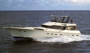 Cheoy Lee 66 Fast Motor Yacht