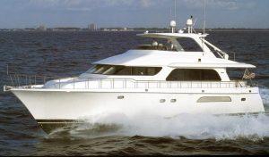 Cheoy Lee 68 Sport Motor Yacht