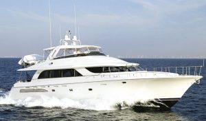 Cheoy Lee 81 Sport Yacht