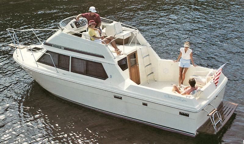 Chris Craft 292 Sunbridge