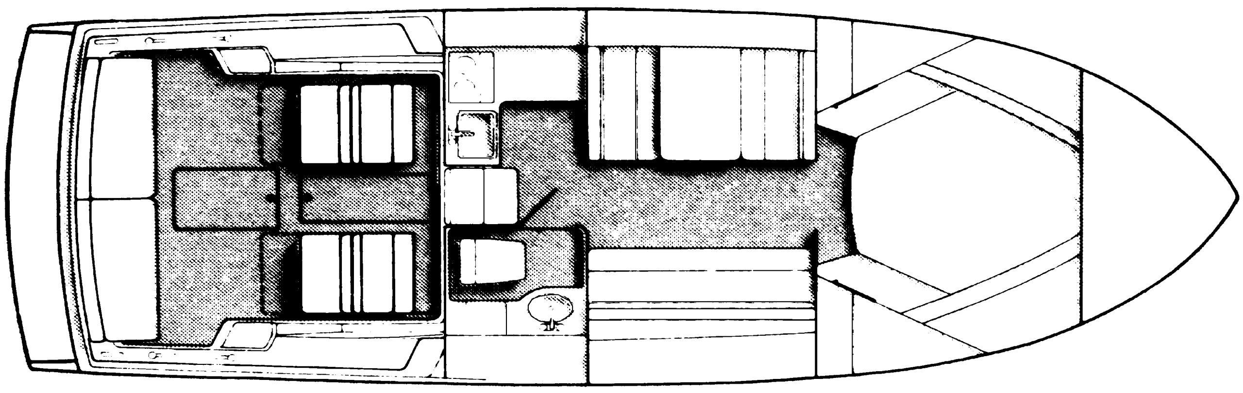 320-322 Amerosport Express Floor Plan 1