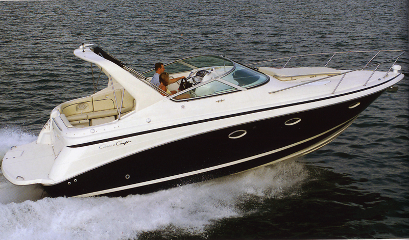Chris Craft 320-328 Express Cruiser