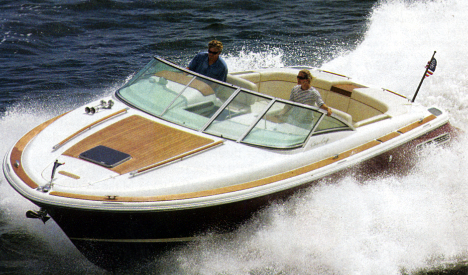 Chris Craft 33 Corsair