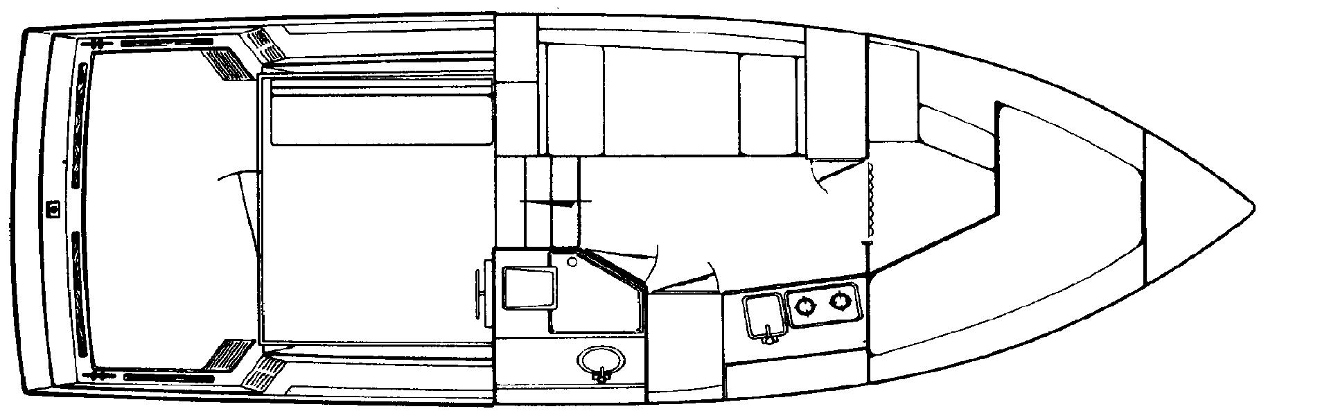 333 Sedan Floor Plan 2