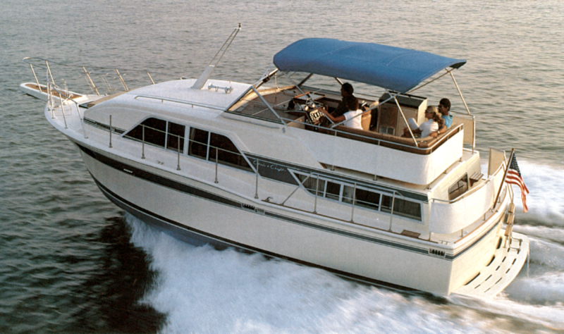 Chris Craft 350 Catalina