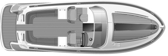 36 Corsair Floor Plan 2