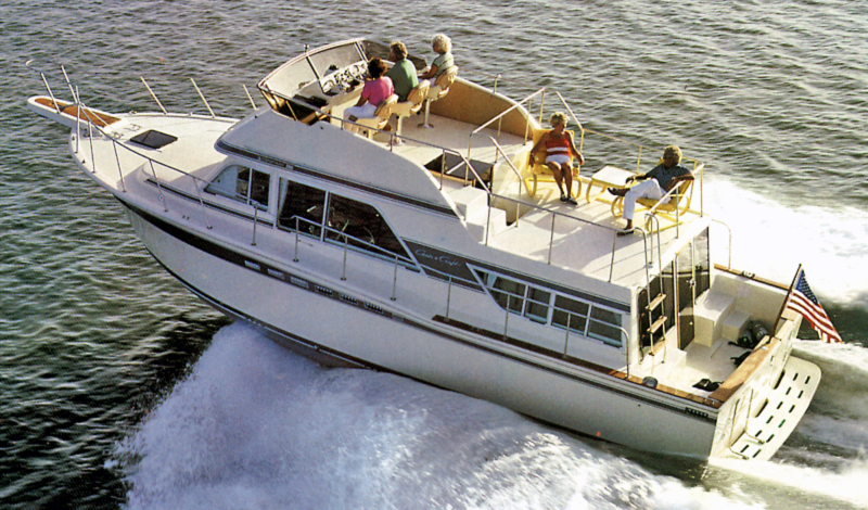 Chris Craft 380 Corinthian