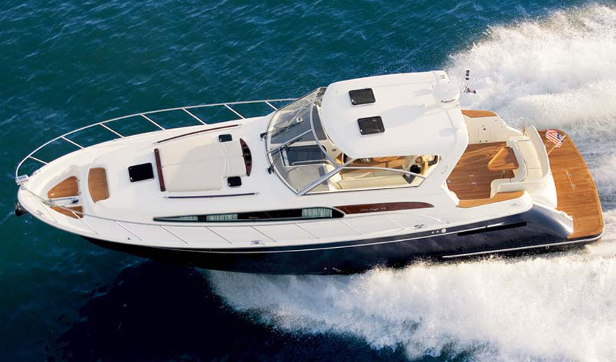 Chris Craft 40-43 Roamer