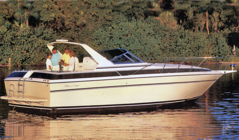 Chris Craft 412 Amerosport Express