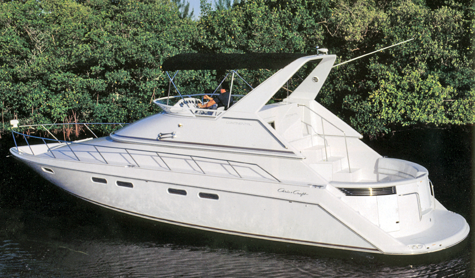 Chris Craft 421 Continental