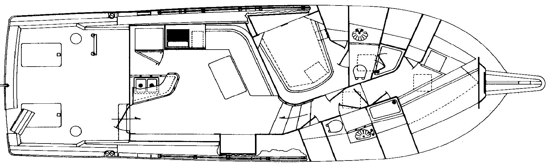 422 Commander Floor Plan 2
