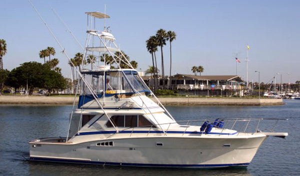 Chris Craft 422 Commander