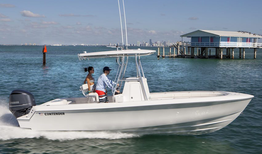 Contender Yachts 28 Sport Hmy Yachts