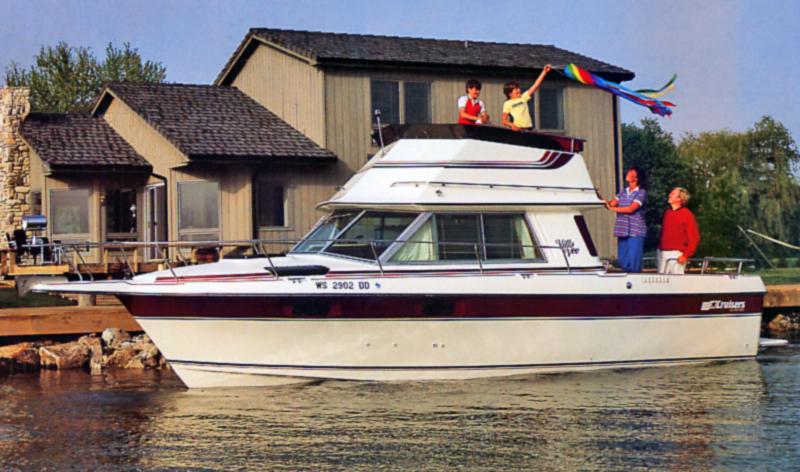 Cruisers 288-298 Villa Vee; 2980 Esprit
