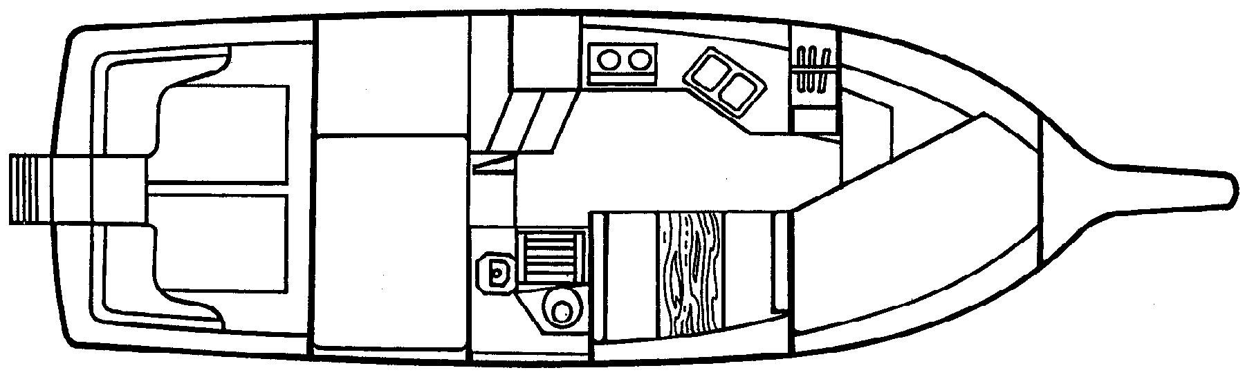 297 Elegante; 2970 Esprit Floor Plan 1