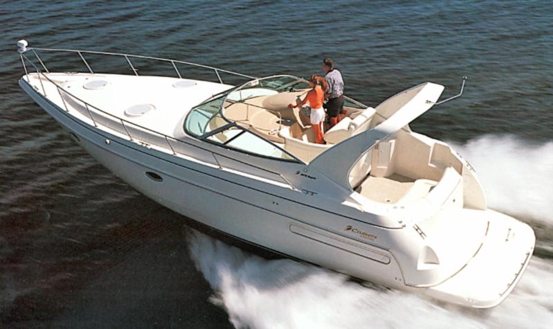 Cruisers 3570-3575 Esprit; 3572 Express