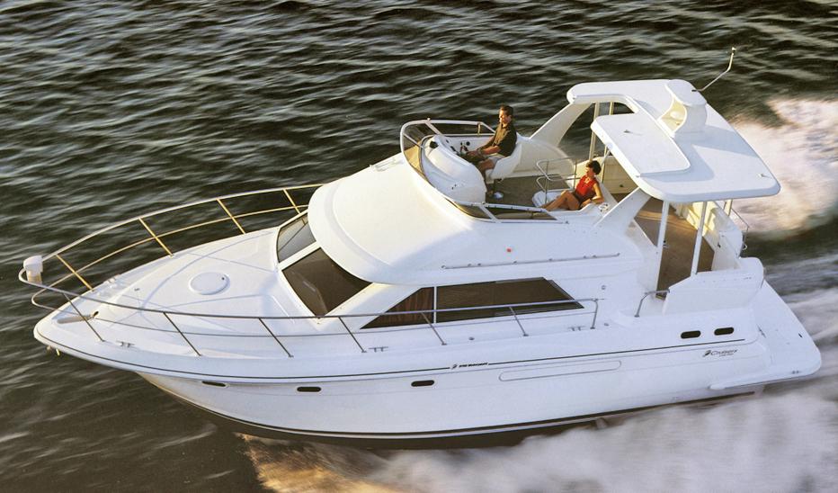 Cruisers 3650-3750 Motor Yacht; 375 Motor Yacht