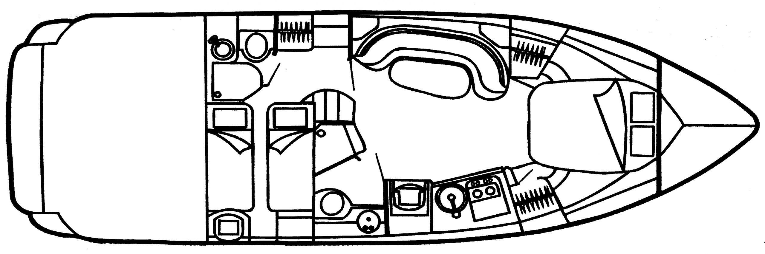 3870 Express Floor Plan 1