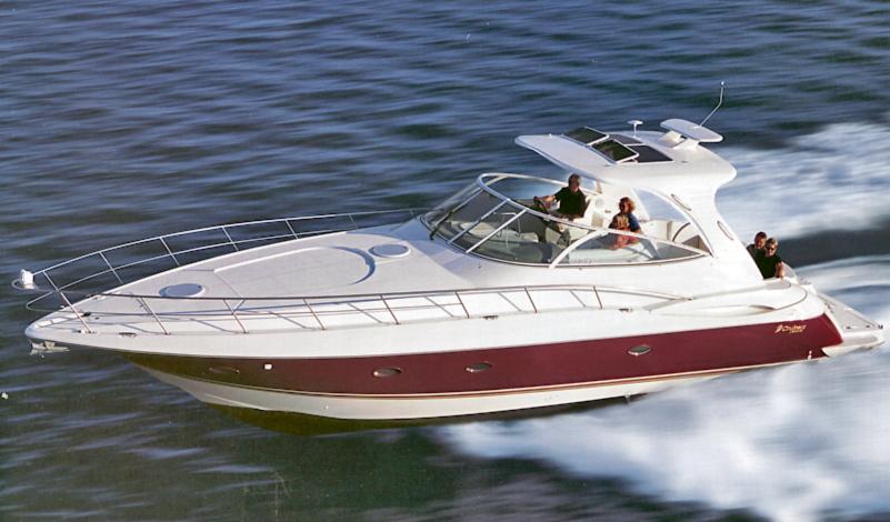 Cruisers 4370 Express; 440 Express