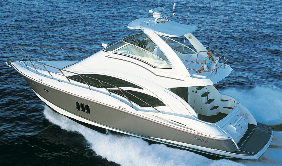 Cruisers 447 Sport Sedan