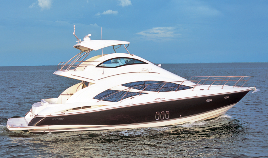 Cruisers 477-497 Sport Sedan