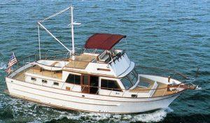 DeFever 41 Trawler