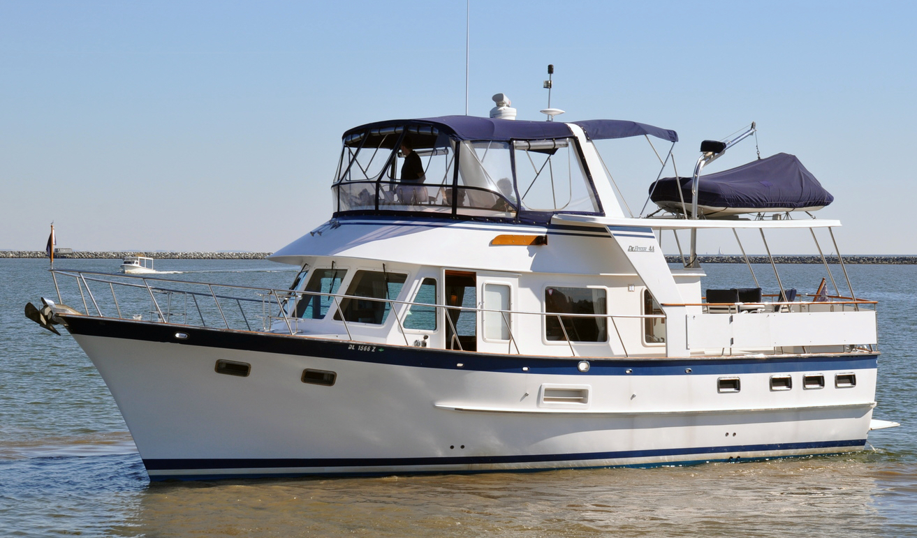 DeFever 44 Offshore Cruiser