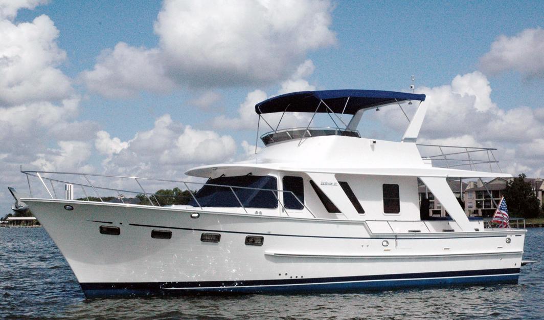 DeFever 48 Offshore Cruiser