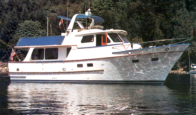 DeFever 49 Pilothouse (Soft Chine)