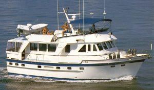 DeFever 52 Offshore Cruiser