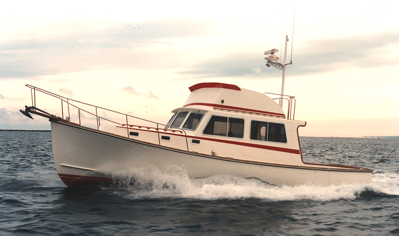 Duffy 35 Flybridge