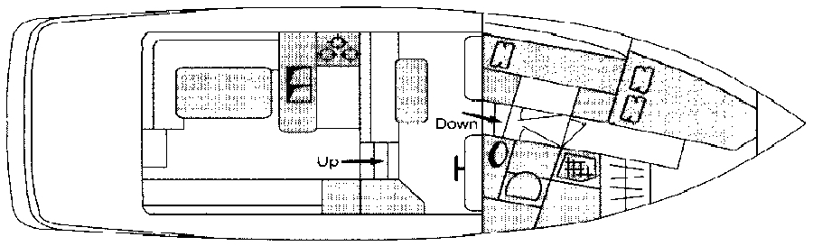 40 Pilothouse Floor Plan 2