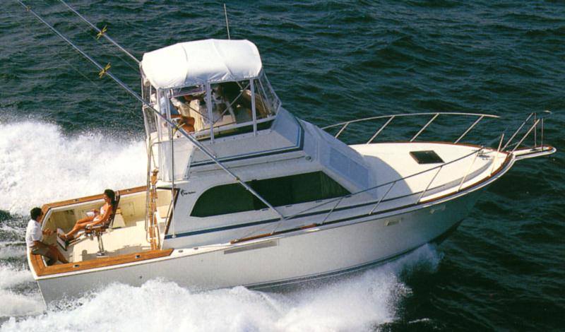 Egg Harbor 35 Sport Fisherman
